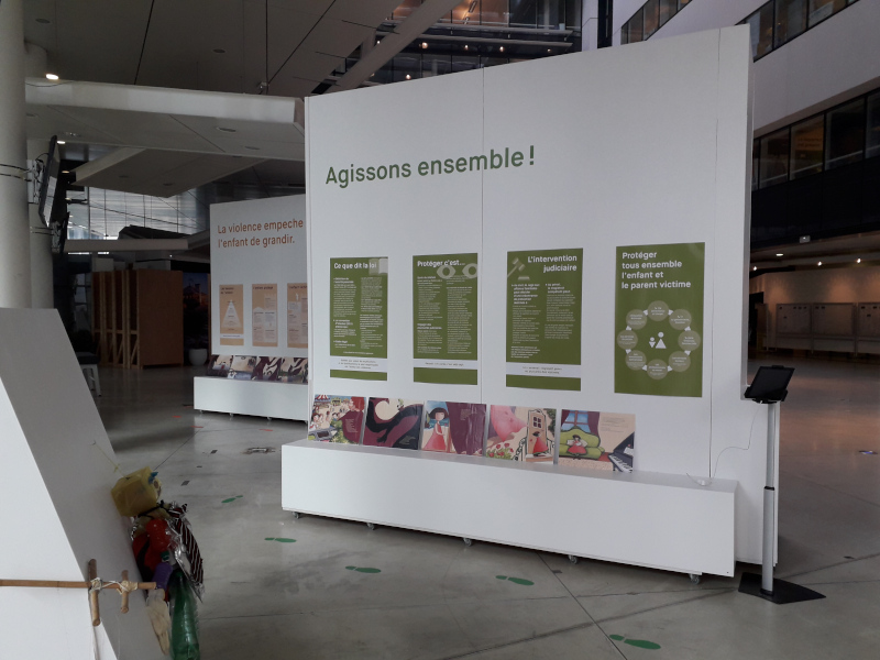 Redim expo information grd public