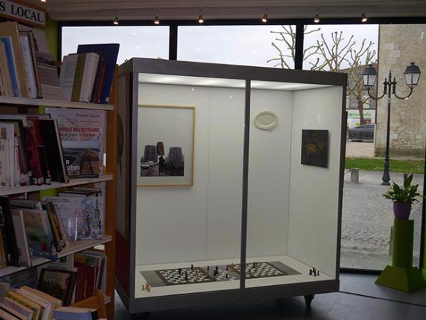 Galerie Tinbox intérieur